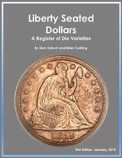 Liberty Seated Dollars book cover