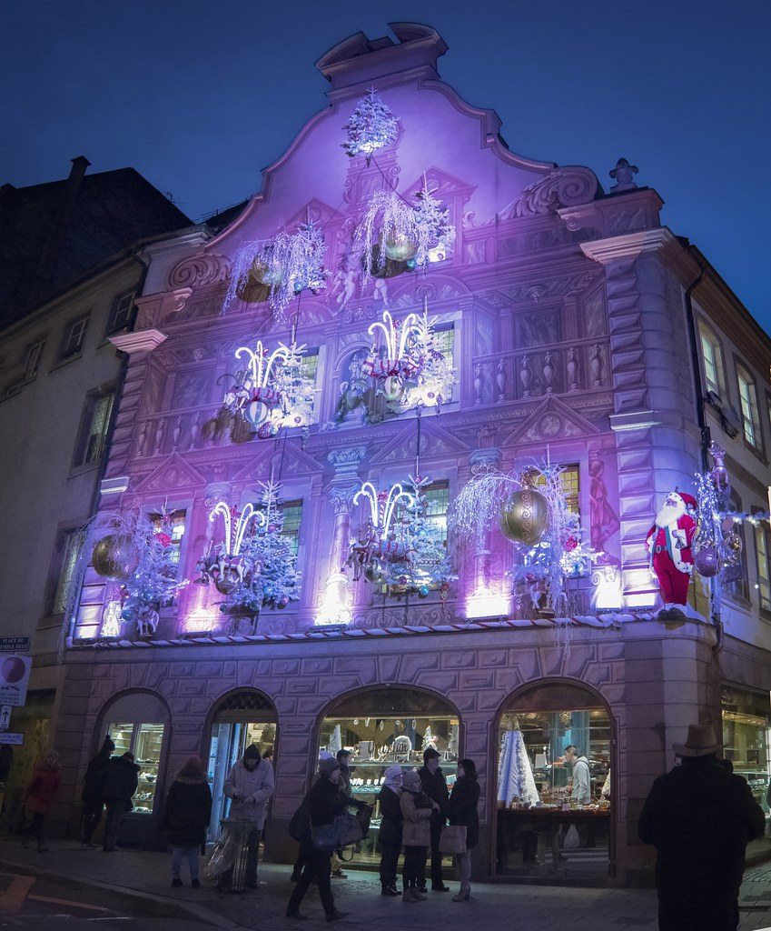 Marché de Noël de Strasbourg 24930833828_b3bca65cda_b