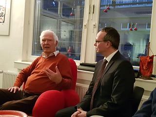 Weihnachtsfeier der SPD Harburg-Süd (Marmstorf) 2017