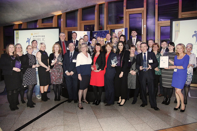 2017 Scottish Public Service Awards