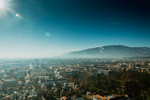 Beautiful city Maribor