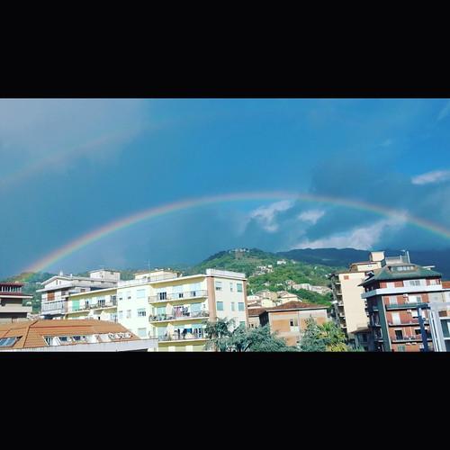 #arcobaleno 🌈 #arcobalenodopolatempesta #arcobalenodopolapioggia #rainbow
