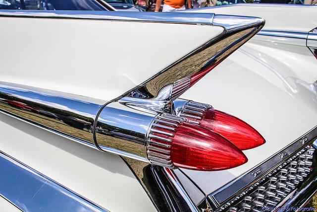 1959 - Cadillac Eldorado Biaritz Convertible - AL-39-98