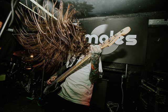 Loathe - Moles, Bath - 9.11.17
