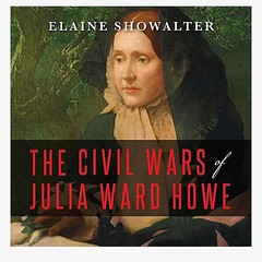 Chev Howe is srsly pissing me off. #elaineshowalter, #feminist, #juliawardhowe