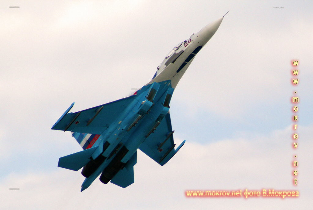 Су-27 фото сделанные как днем, так и вечером