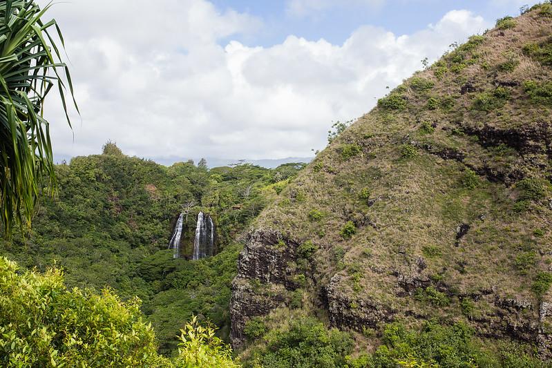Opaekaa Falls - Kauai - Hawaii