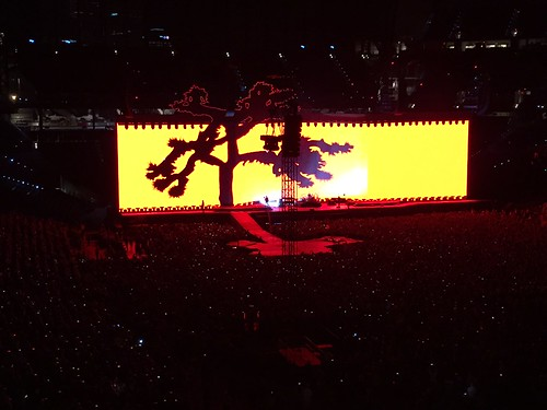 U2 in Indianapolis