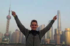 Za 18 minut na druhém nejvyšším mrakodrapu světa a o půl kilometru výše