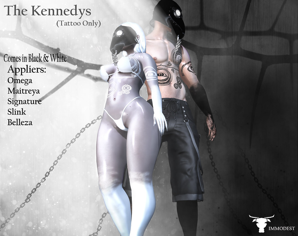The Kennedies Tattoo - TeleportHub.com Live!