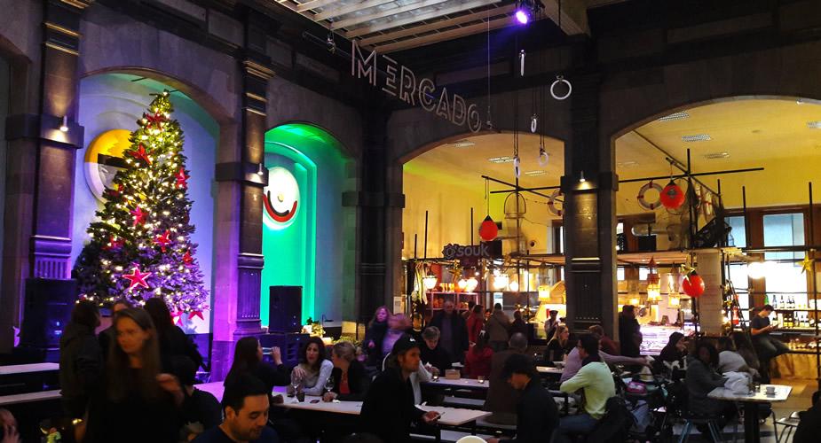 Winter in Antwerpen: Mercado | Mooistestedentrips.nl