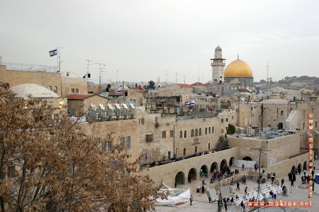 Город Иерусалим В этом альбоме фотоработы
