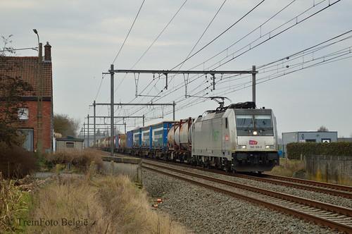 SNCF 186 188 Desselgem