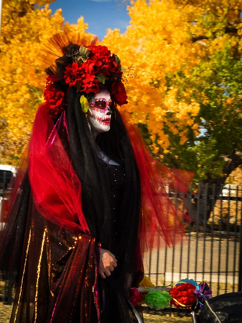Albuquerque's Marigold Parade