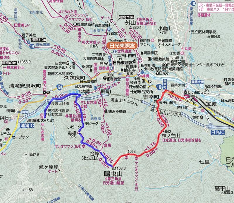 20150425_鳴虫山地図