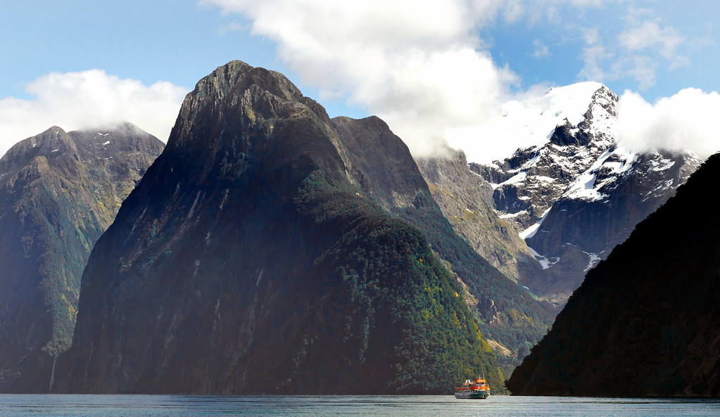 Let's not milford sound neuseeland fotos