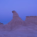 Magenta into Blue Hour ... the Badlands by Ken Krach Photography