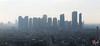 West Jakarta skyline