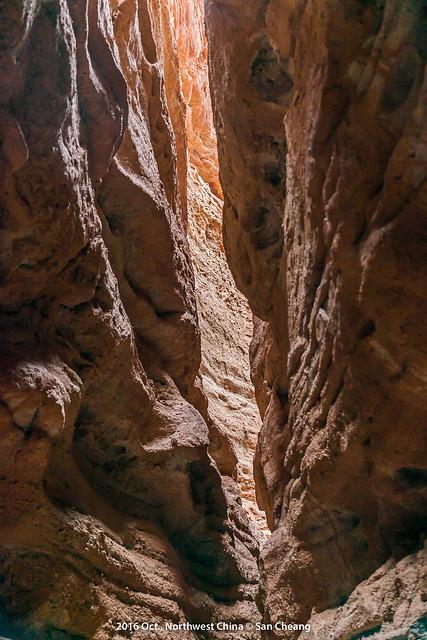 張掖平山湖國家地質公園
