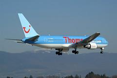 Thomsonfly (Britannia Airways)  Boeing 767-304/ER