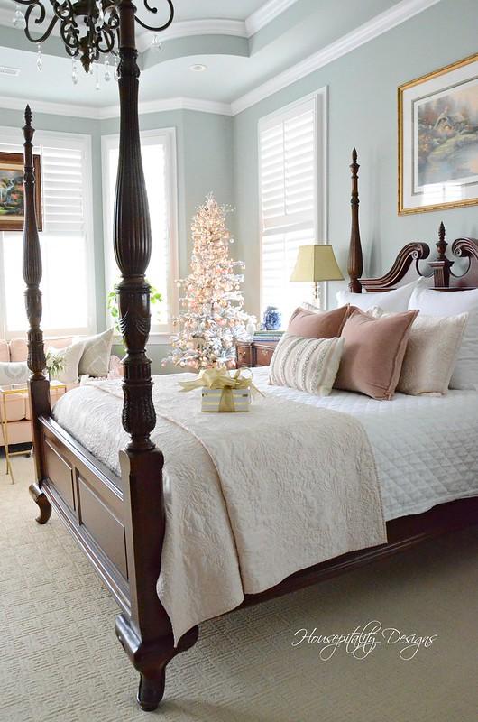 Christmas MasterBedroom-Housepitality Designs-7