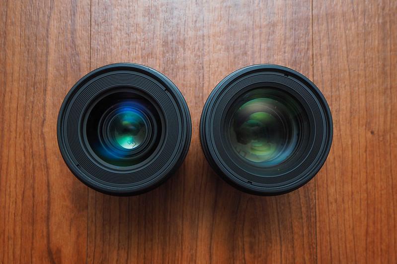 M.ZD 45mm f/1.2 Pro|M.ZD 25mm f/1.2 Pro