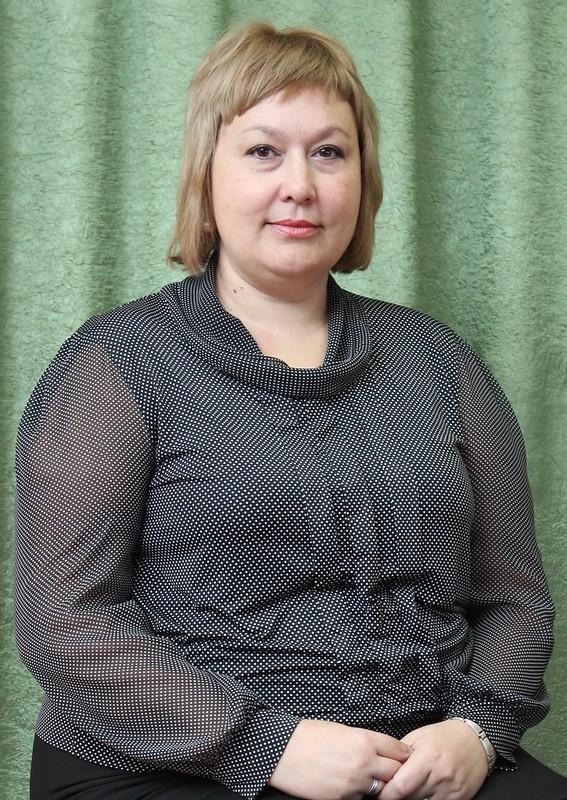 Галина Витальевна Юркова