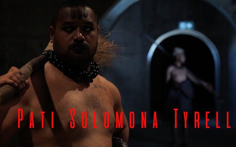 Pati Solomona Tyrell | WITCH BITCH