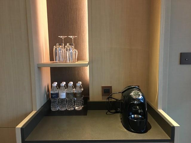 有膠囊咖啡機@宜蘭礁溪寒沐酒店