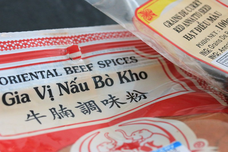 Vietnamese spices