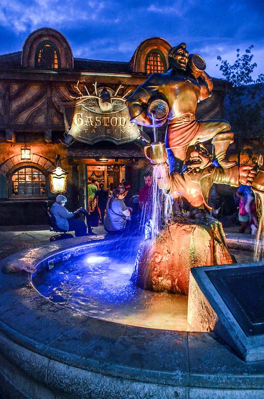 Gaston's evening MK
