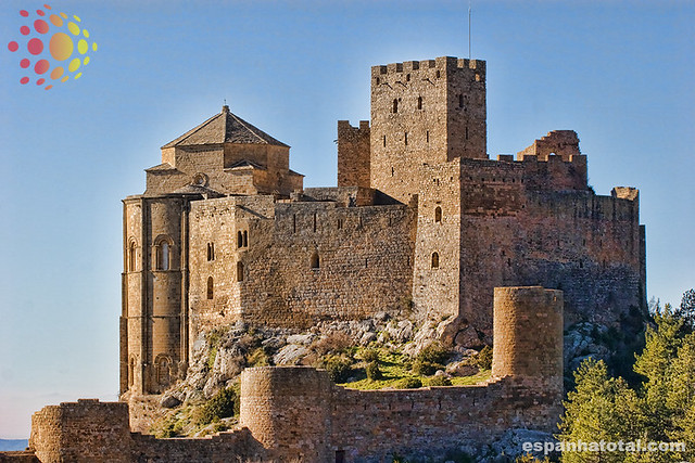 castelos da Espanha: Loarre