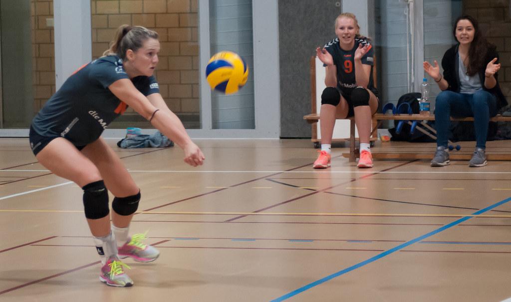 Damen NLB vs Genève