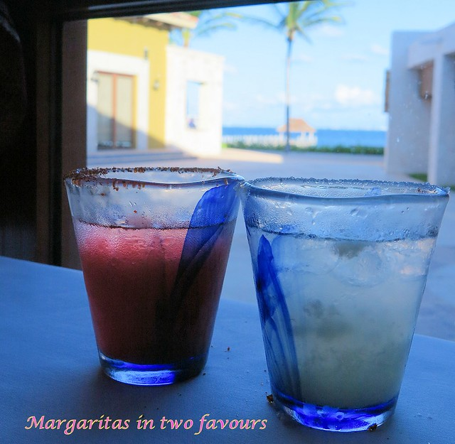 WBY7799-6 G1x2 Two favours of Margarita