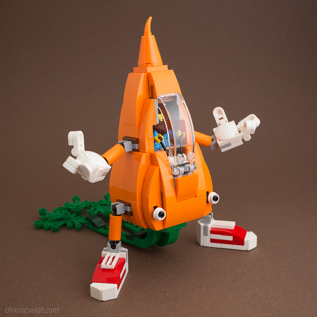 The Carrot Mech