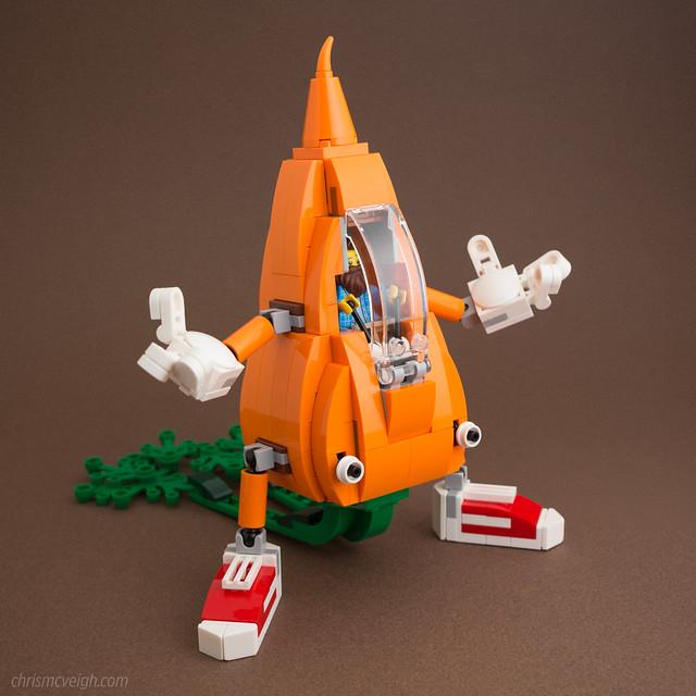 The Carrot Mech