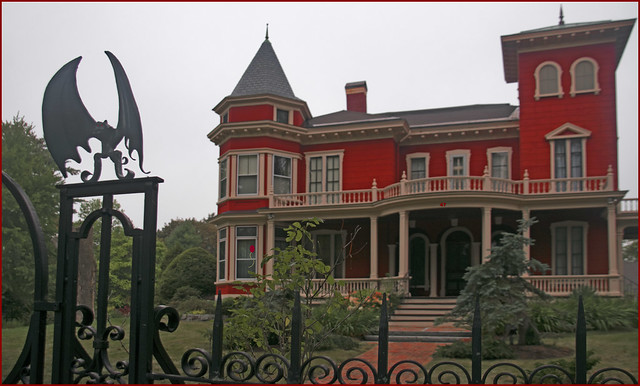 Stephen King House -- 47 West Broadway Bangor (ME) 2017