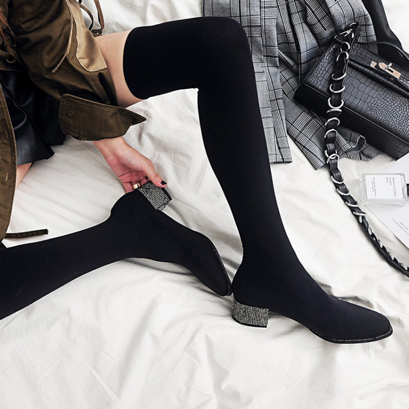 e6ce3c28830 The most interesting Flickr photos of thigh boots