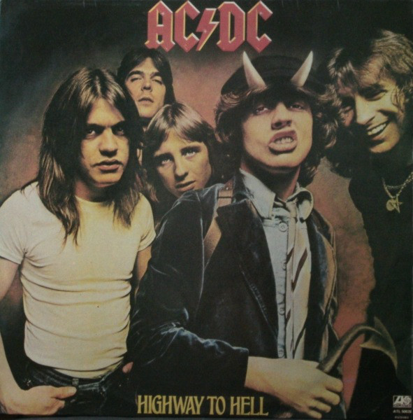Highway to Hell» (Rádio Triunfo, 1979)