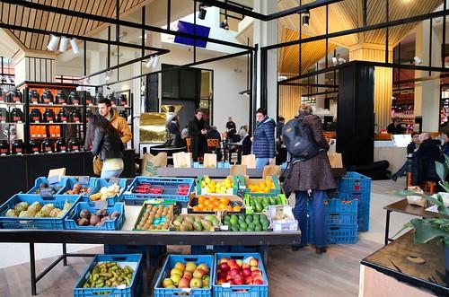 """Opening Content 2.0 @ """"foodmarket"""" De Smidse in Leuven (18/11/2017)"""