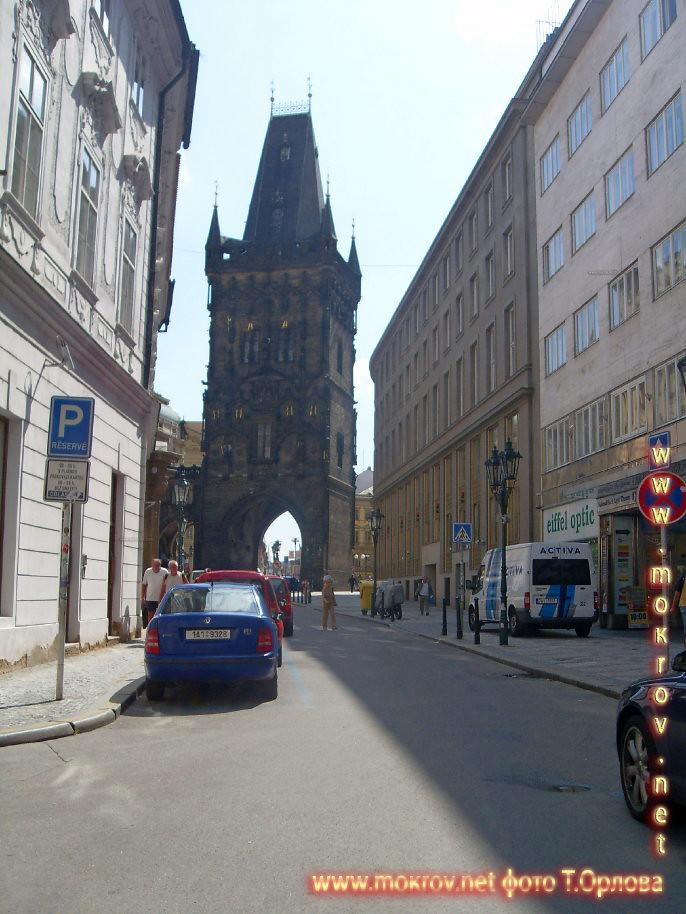 Прага — Чехия фотопейзажи