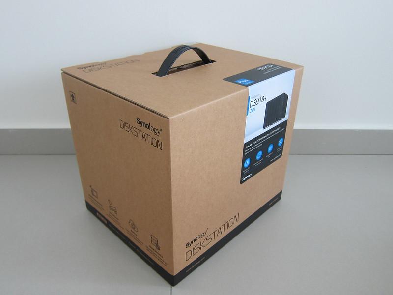 DS918+ - Box