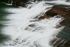 White Water - Robert H Treman State Park