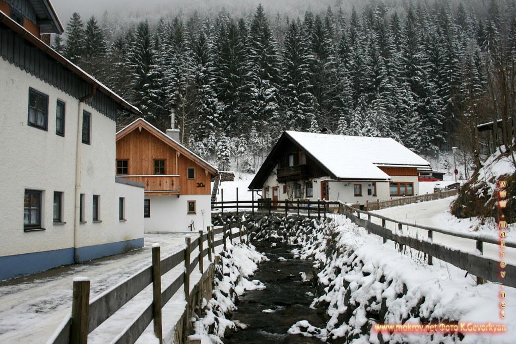 Исторический центр Баварии — земля на юге и юго-востоке Германии пейзажи