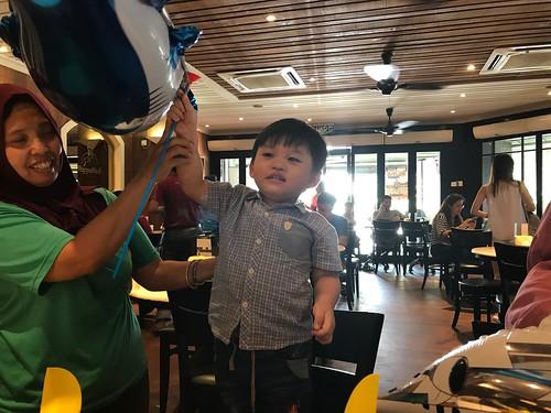 Zafeer's 2nd Birthday
