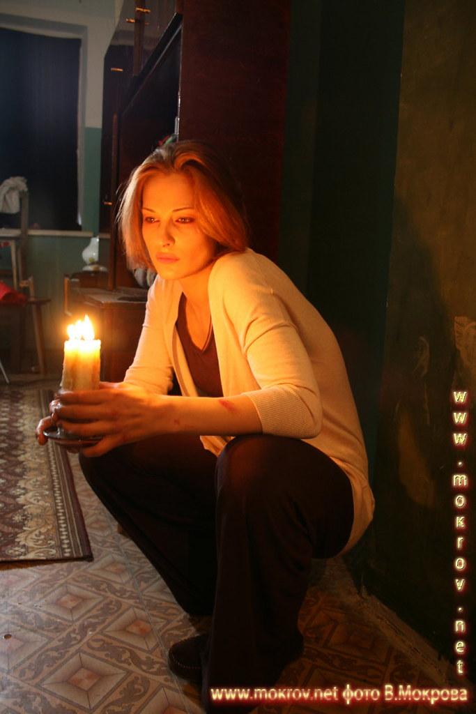 Актриса Гогаева Нина