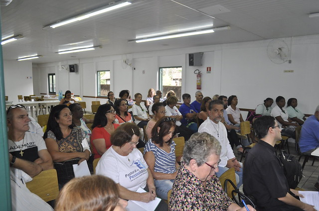 23 11 2017 Seminário com as Pastorais Sociais