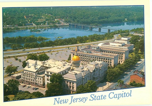 New Jersey - Aerial View State Capitol - TO TRADE