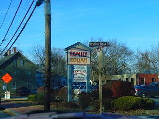 Family Dollar (Chepachet, Rhode Island)