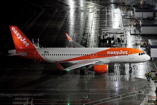 OE-IVB Airbus A320-214SL